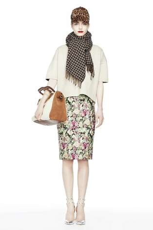 2732 x 4098~~$~~In this image provided by J.Crew the J.Crew Fall 2013 fashion collection is modeled during Fashion Week, Tuesday, Feb. 12, 2013, in New York. Photo: Uncredited, AP / J.Crew
