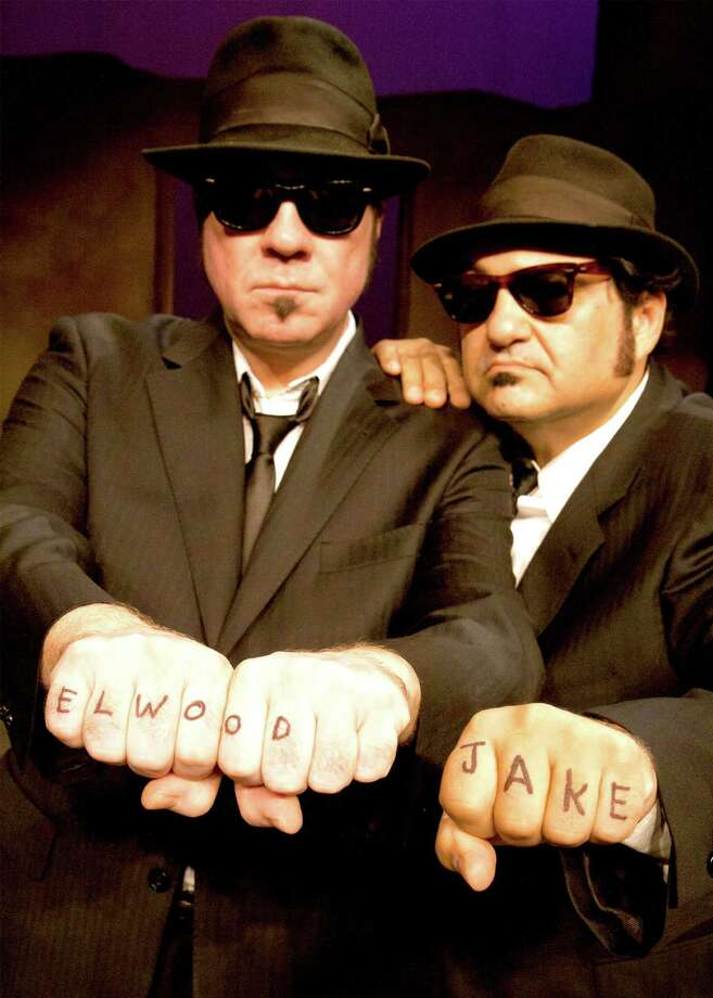 The Official Blues Brothers Revue will be onstage at the Ridgefield Playhouse on Saturday, Feb. 16. Photo: Contributed Photo