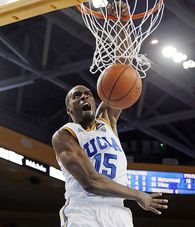 UCLA swingman Shabazz Muhammad is the nation's highest-scoring freshman, averaging 18.5 points per game. Photo: Reed Saxon, Associated Press