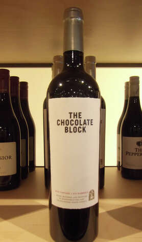 Some wines are made specifically to go with chocolate. Photo: Patti Woods / Fairfield Citizen contributed