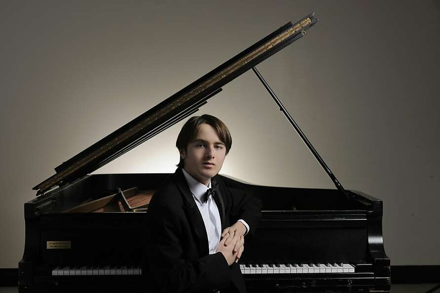 Russian pianist Daniil Trifonov jackhammered his way through performance.