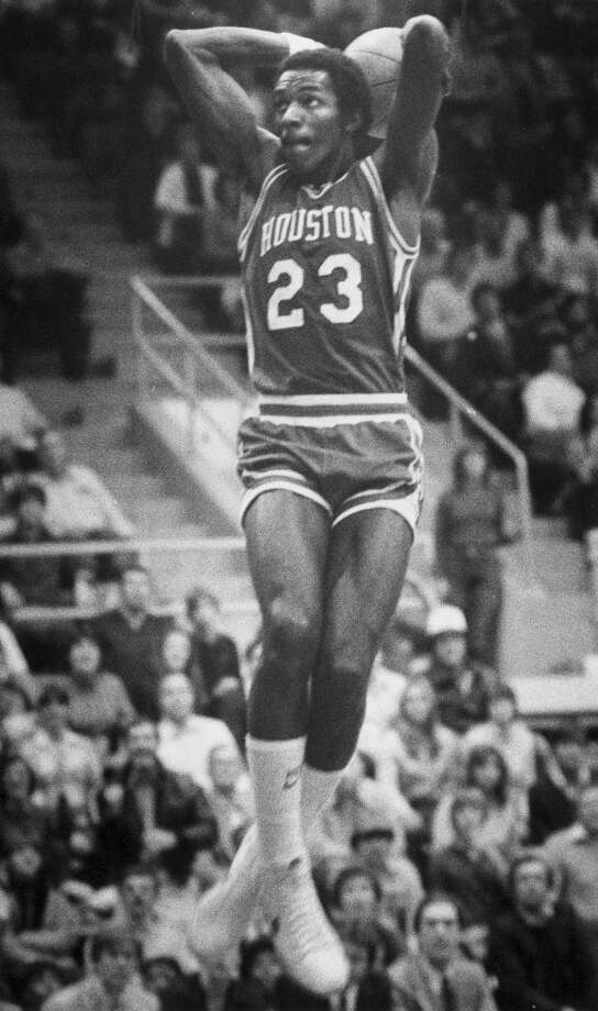 Clyde Drexler, Guard, Sterling HSYears: 1983-98Teams: Portland, HoustonGames: 950Notable: Inducted in Hall of Fame in 2004. Nine-time All-Star. Named one of NBA's top 50 players. Member of 1992 Dream Team. Photo: TIMOTHY BULLARD, Houston Chronicle / Houston Chronicle