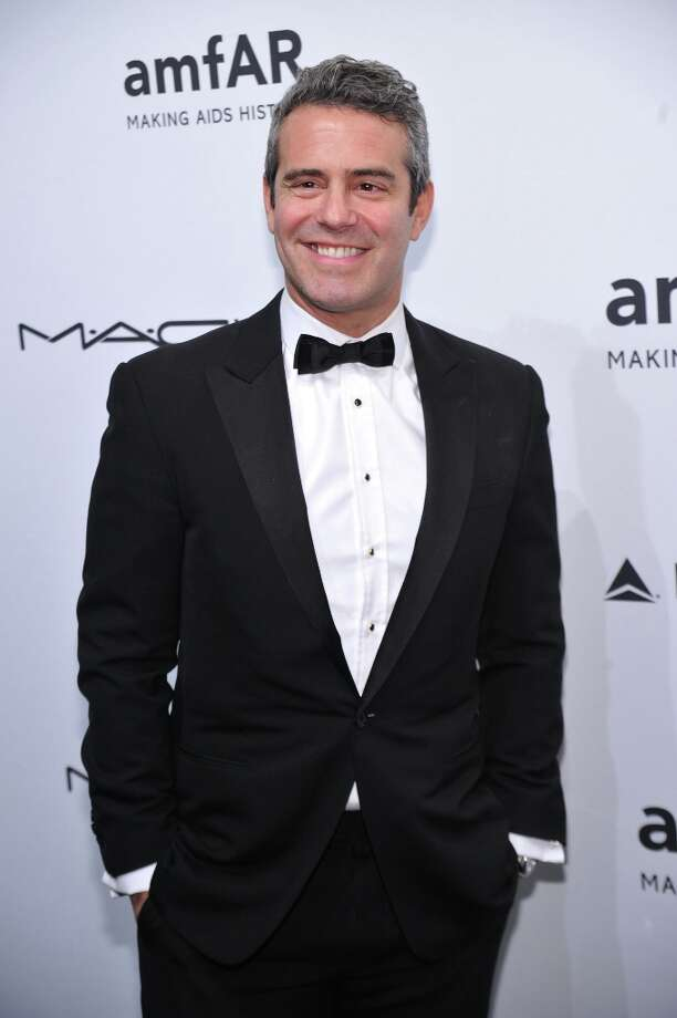 Andy Cohen attends the amfAR New York Gala to kick off Fall 2013 Fashion Week at Cipriani Wall Street on February 6, 2013 in New York City. Photo: Bryan Bedder, Getty Images For FIJI Water / 2013 Getty Images