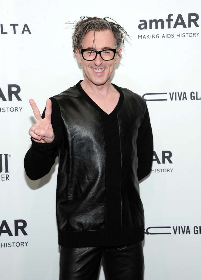 Actor Alan Cumming attends amfAR's New York gala at Cipriani Wall Street on Wednesday, Feb. 6, 2013 in New York. (Photo by Evan Agostini/Invision/AP) Photo: Evan Agostini, Associated Press / Invision