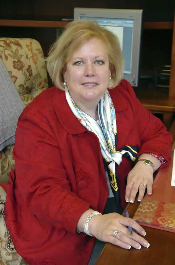 Deputy Superintendent of Schools Ellen Flanagan made $200,756.33 in 2012. Photo: Helen Neafsey, Greenwich Time / Greenwich Time File Photo