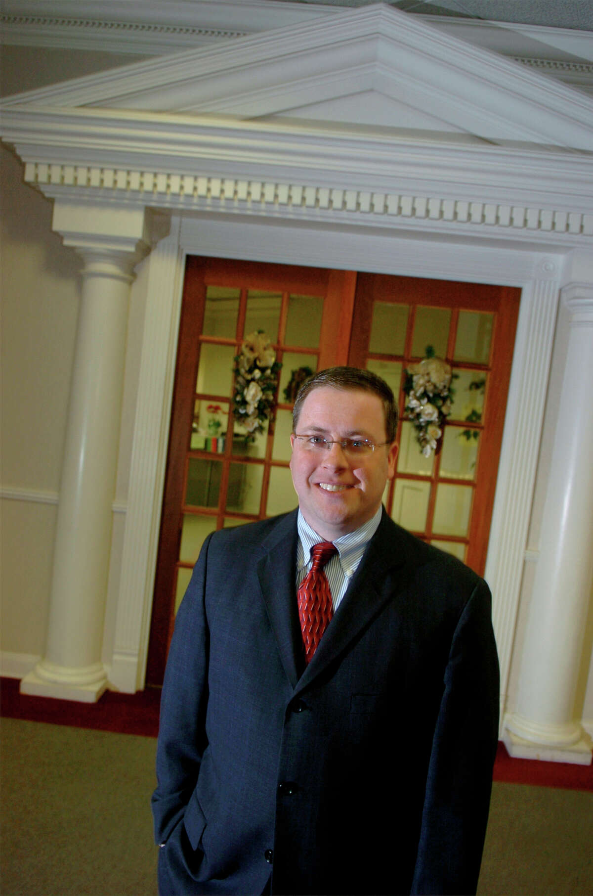 Thomas McCarthy City Council President is is deputy director of labor relations for the city of Bridgeport. State Rep. John F. Hennessy, D-Bridgeport wants to change a state law that has allowed Bridgeport's elected officials to ignore a charter provision preventing them from being employed by the city, and governing it as councilmen.