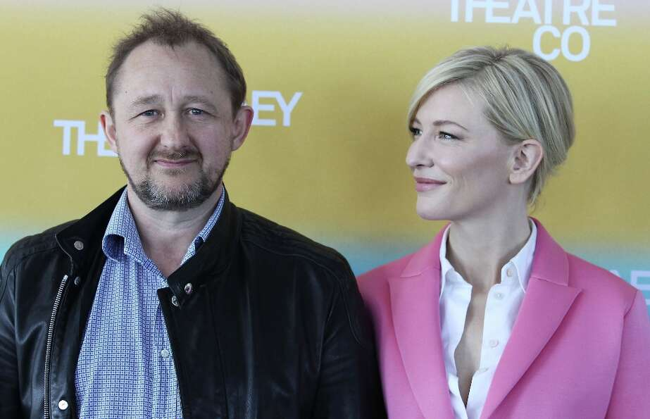 Actress Cate Blanchett and her husband, playwright and screenwriter Andrew Upton, met in 1996 and we