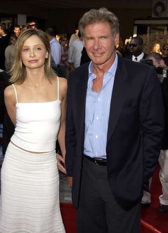 Calista Flockhart and Harrison Ford in 2002. Photo: SGranitz, WireImage / WireImage
