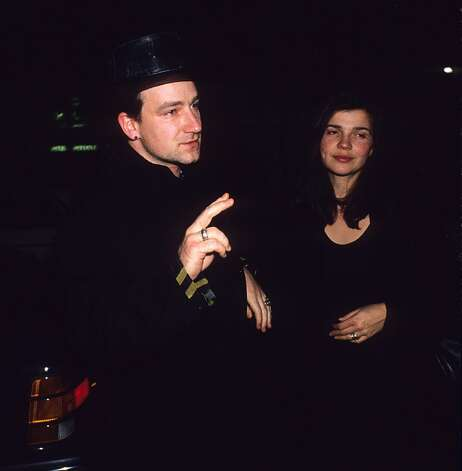Bono and Ali Hewson in 1989. Photo: Tom Wargacki, WireImage / WireImage