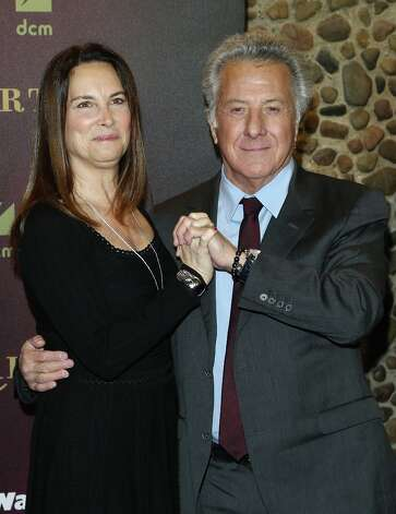 Dustin Hoffman and wife Lisa Gottsegen were married in 1980. They've had four children together.  Photo: Andreas Rentz, Getty Images / 2013 Getty Images