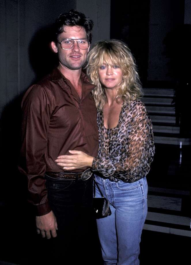 Kurt Russell and Goldie Hawn in 1983. Photo: Ron Galella, WireImage / 1983 Ron Galella