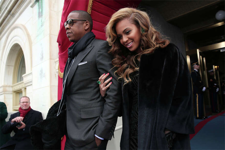 "No current couple has matched fame and privacy better than Beyonce Knowles and Jay-Z. They collectively earned $122 million in 2009 – a record according to Guinness – but have avoided reality shows, domestic violence disputes, and generally talking about their relationship in public. They kept a low profile when they began dating in the early 2000s, and their marriage six years later was announced publicly only after their marriage license was filed. Their daughter, Blue Ivy Carter, was born in Jan. 2012. ""I was independent before I met my husband, and we have such a natural chemistry and a genuine relationship,"" Beyonce told GQ last month, ""and it's based on the things that relationships are supposed to be based on."" Photo: Getty Images"