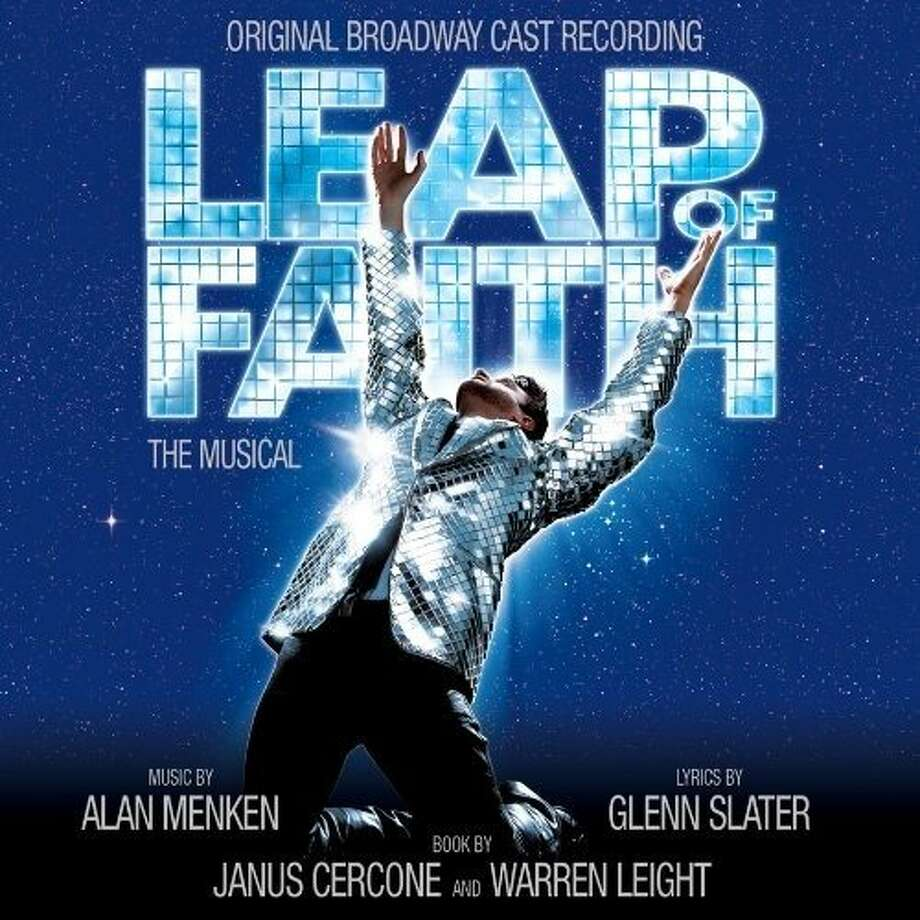 """Leap of Faith"" CD cover Photo: Ghostlight Records"