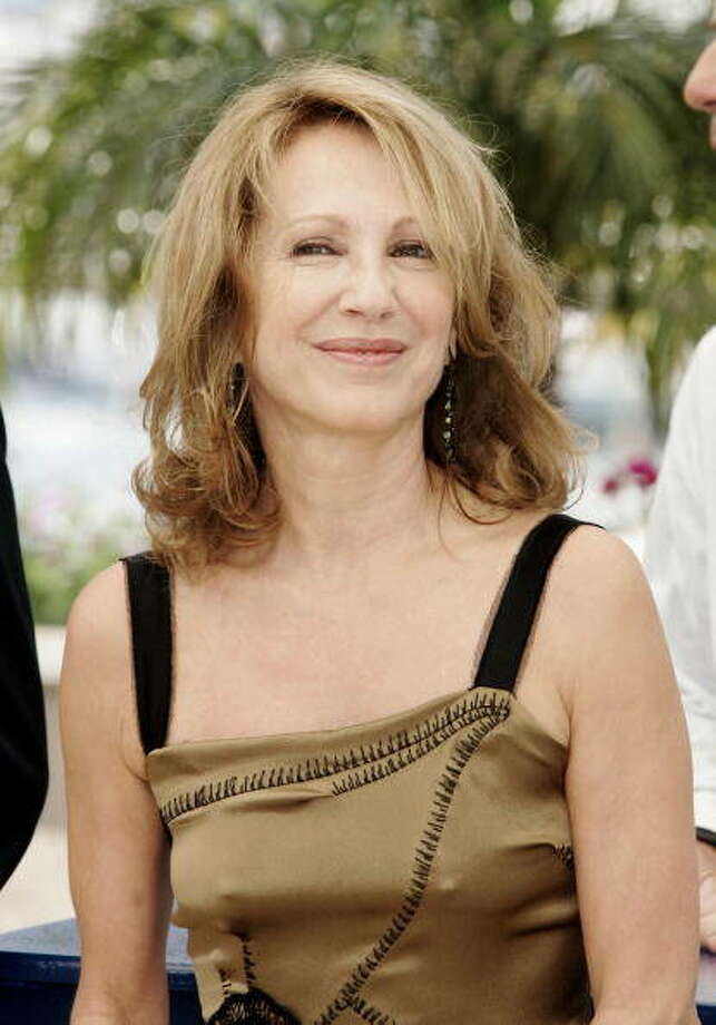 An Affair of Love -- with Nathalie Baye (above). Photo: Francois Durand, Getty Images / 2006 Getty Images