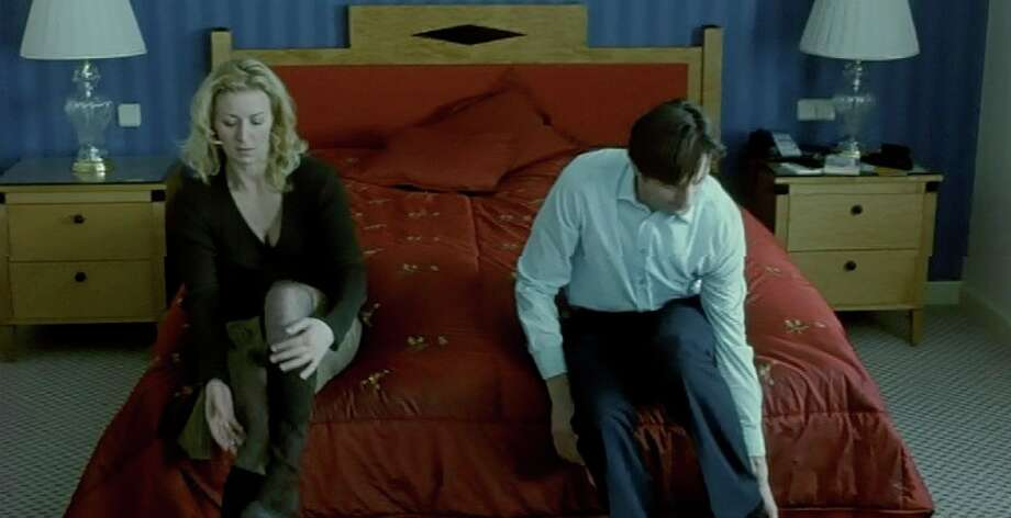 Antares:  In Gotz Spielmann's films, sex scenes are not just about sex.  They provide pivotal moments of character revelation. Photo: EMI