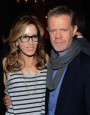 Felicity Huffman and William H. Macy have been married since 1997. Photo: Dimitrios Kambouris, WireImage / 2013 WireImage