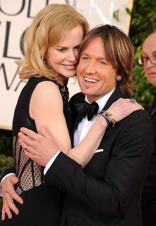 Actress Nicole Kidman and country singer Keith Urban met in 2005 and were married a year later. They have two daughters, Sunday and Faith. Photo: Steve Granitz, WireImage / 2013 Steve Granitz
