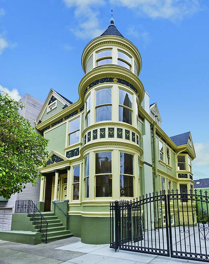 928A Broderick St., $1.425 million Photo: Olga Soboleva