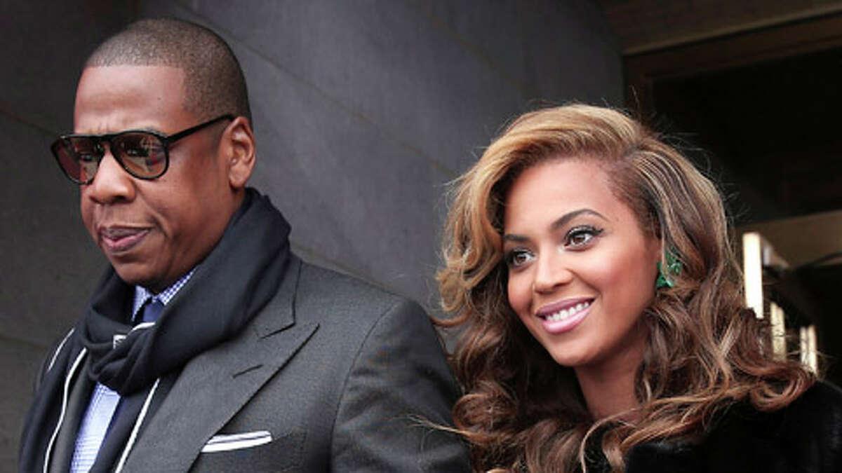 BeyonceClaim to fame: SingerNet worth: $450 millionBonus: Her rapper husband Jay Z has a reported net worth of $560 million.Source: Celebritynetworth.com