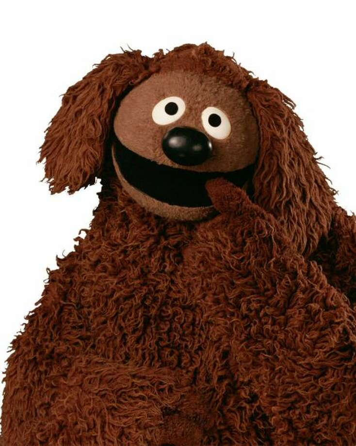 We have to say, Rowlf looks really cozy and snuggly.