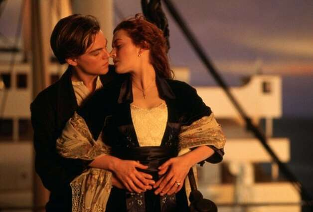 Titanic -- you don't have to love the movie to acknowledge that this moment, between Leonardo DiCaprio and Kate Winslet, is pretty moving.
