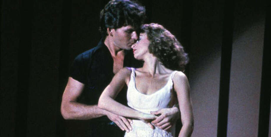 Dirty Dancing -- suggested by star2007 -- with Patrick Swayze and Jennifer Grey.