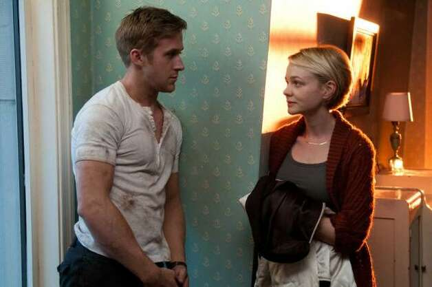 Drive --by request -- Ryan Gosling and Carey Mulligan.
