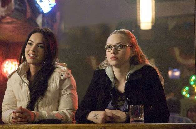 Jennifer's Body -- suggested by the davester -- with Megan Fox and Amanda Seyfried.
