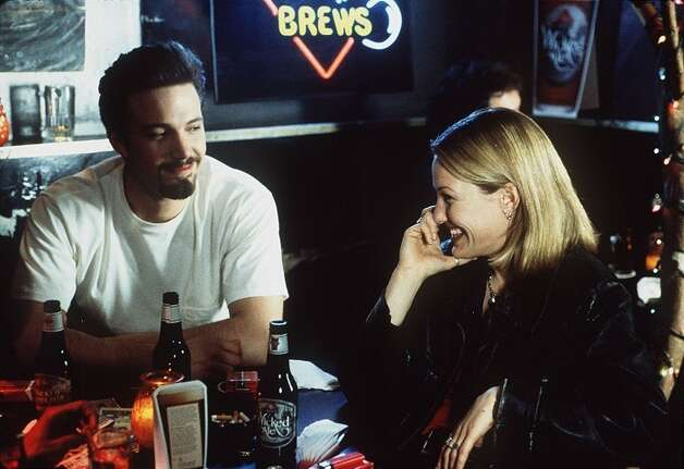 Chasing Amy -- Ben Affleck and Joey Adams -- suggested by molly2011.