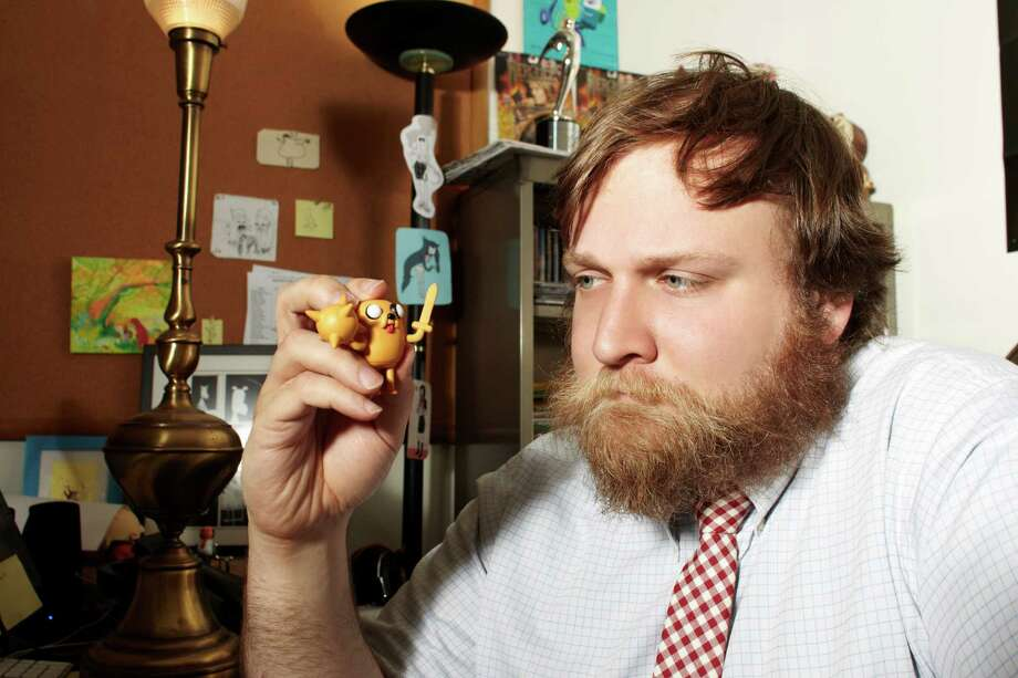 "Pendleton Ward is creator of the Emmy-nominated Cartoon Network series ""Adventure Time."" Ward grew up in San Antonio. Photo: Photos Courtesy Cartoon Network"