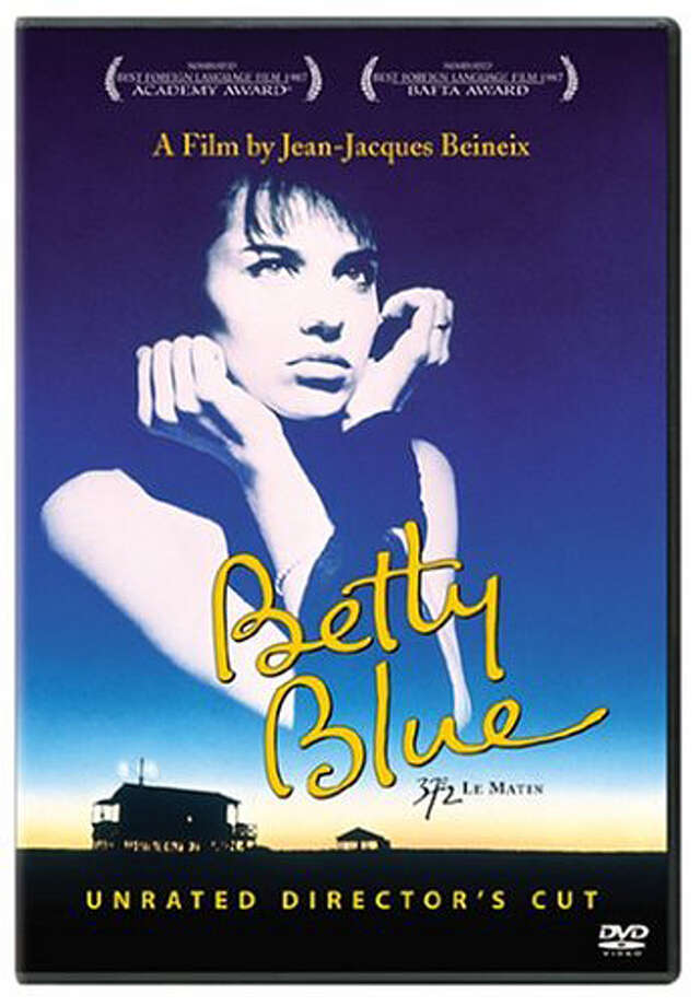 Beatrice Dalle in Betty Blue. Photo: Ho, Handout / Chronicle