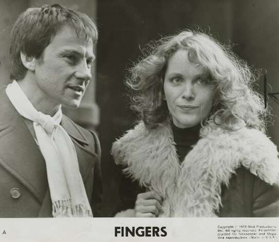 FINGERS:  OK, the still is from Fingers, but the sex scene that's memorable does not involve Tisa Farrow but Keitel and Tanya Roberts.