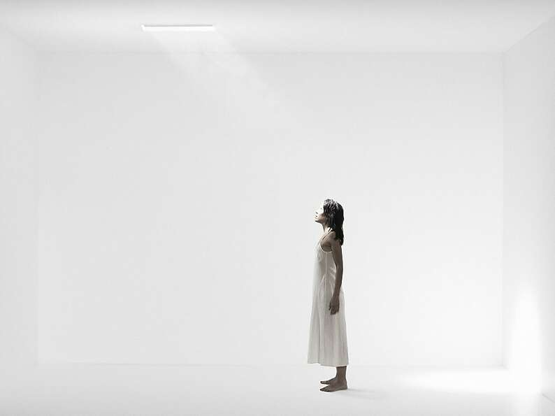From the series White Room