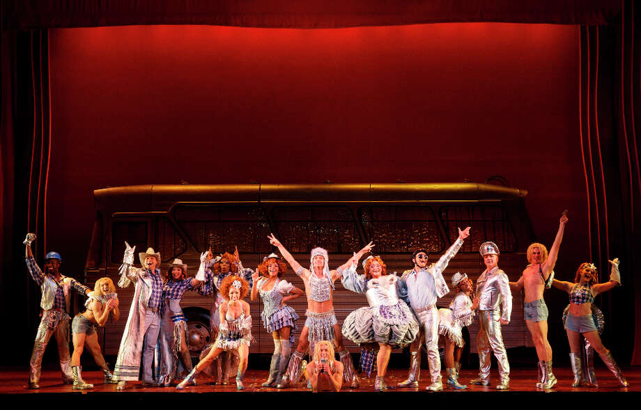 Priscilla Queen of the Desert Photo: ©2013 Joan Marcus
