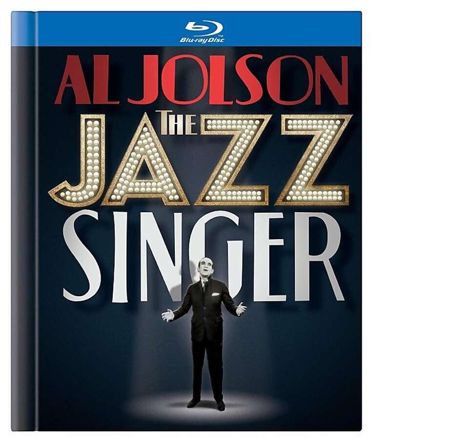 dvd cover THE JAZZ SINGER Photo: Warner Bros.