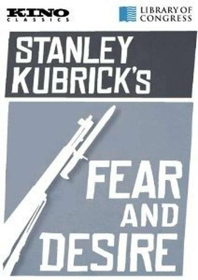 dvd cover FEAR AND DESIRE Photo: Kino Classics