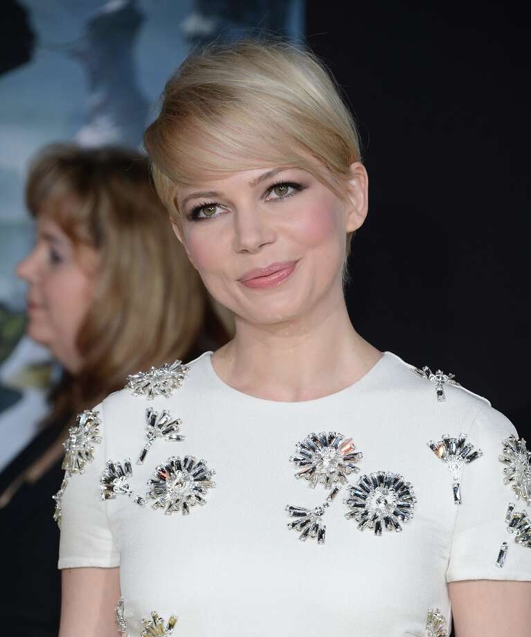 Actress Michelle Williams attends the premiere Of Walt Disney Pictures' Oz The Great And Powerful at the El Capitan Theatre on February 13, 2013 in Hollywood, California. Photo: Jason Kempin, Getty Images / 2013 Getty Images