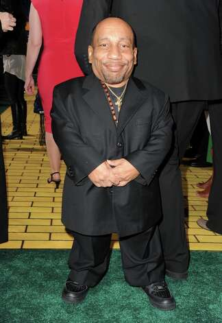 Actor Tony Cox attends the world premiere of Walt Disney Pictures' Oz The Great And Powerful at the El Capitan Theatre on February 13, 2013 in Hollywood, California. Photo: Kevin Winter, Getty Images / 2013 Getty Images