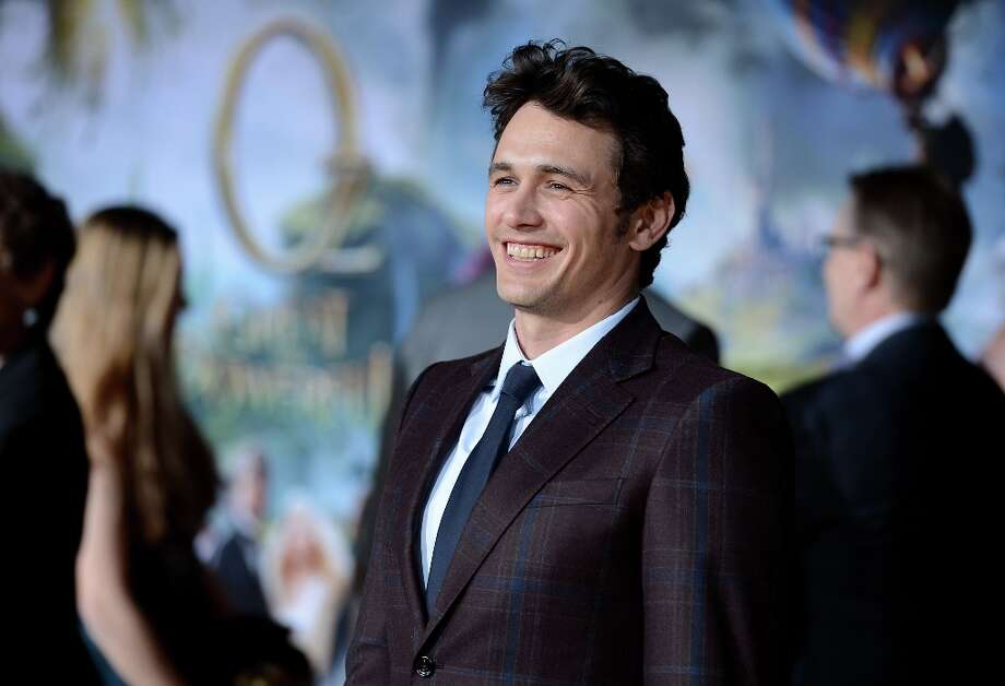 Actor James Franco attends the premiere Of Walt Disney Pictures' Oz The Great And Powerful at the El Capitan Theatre on February 13, 2013 in Hollywood, California. Photo: Jason Kempin, Getty Images / 2013 Getty Images