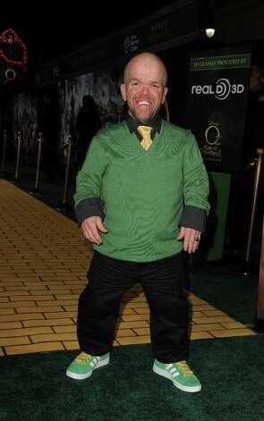Actor Steve Lee attends the world premiere of Walt Disney Pictures' Oz The Great And Powerful at the El Capitan Theatre on February 13, 2013 in Hollywood, California. Photo: Kevin Winter, Getty Images / 2013 Getty Images