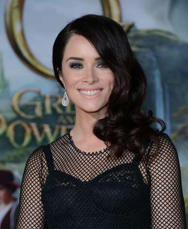 Actress Abigail Spencer attends the premiere Of Walt Disney Pictures' Oz The Great And Powerful at the El Capitan Theatre on February 13, 2013 in Hollywood, California. Photo: Jason Kempin, Getty Images / 2013 Getty Images