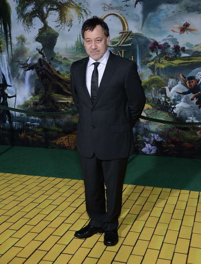 Director Sam Raimi attends the premiere Of Walt Disney Pictures' Oz The Great And Powerful at the El Capitan Theatre on February 13, 2013 in Hollywood, California. Photo: Jason Kempin, Getty Images / 2013 Getty Images