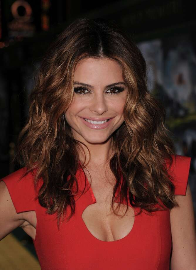 TV personality Maria Menounos attends the world premiere of Walt Disney Pictures' Oz The Great And Powerful at the El Capitan Theatre on February 13, 2013 in Hollywood, California. Photo: Kevin Winter, Getty Images / 2013 Getty Images