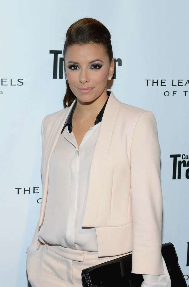 Eva Longoria: The Texan drives a Bentley convertible.