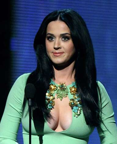 If you ever have to drive Katy Perry, just do not make eye contact with her.  Photo: Kevork Djansezian, Getty Images / 2013 Getty Images