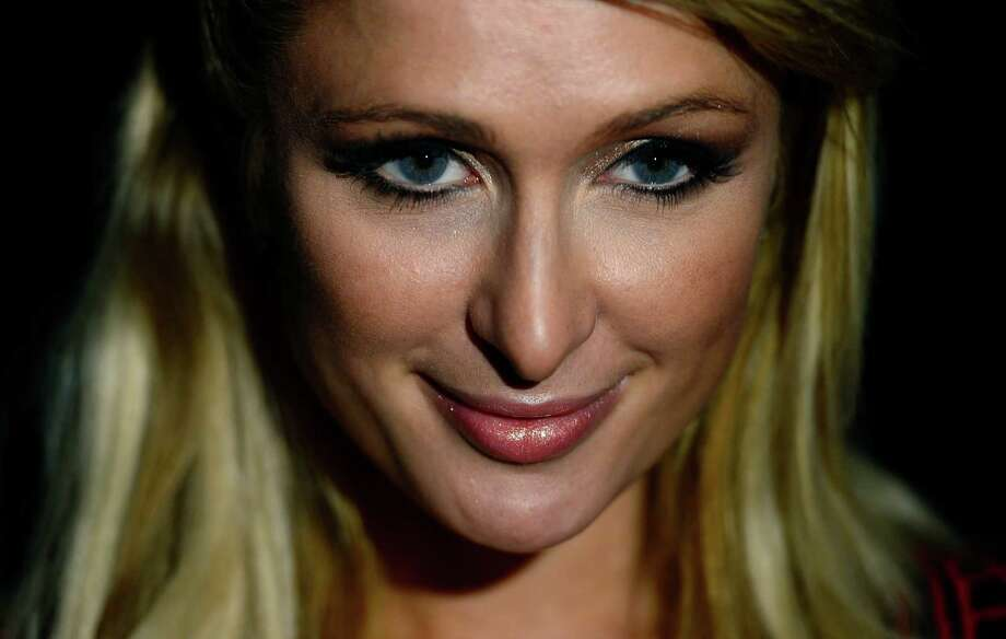 Paris Hilton: The heiress has a Mercedes-Benz SLR.Source: Yahoo Photo: Manu Fernandez, AP / AP