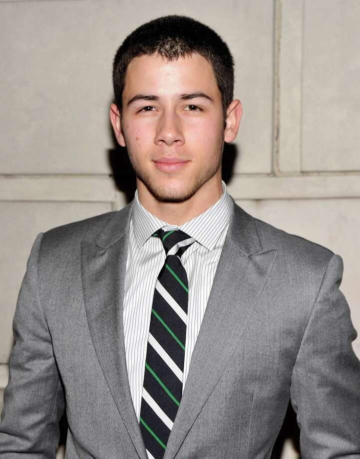 Nick Jonas: The musician has a classic American muscle car - a 1968 Ford Mustang Cobra.Source: Yahoo Photo: Stephen Lovekin, Getty Images / 2013 Getty Images
