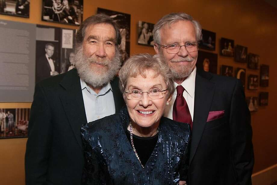 George Miller, Judy Anderson and David Anderson. Photo: Drew Altizer Photography