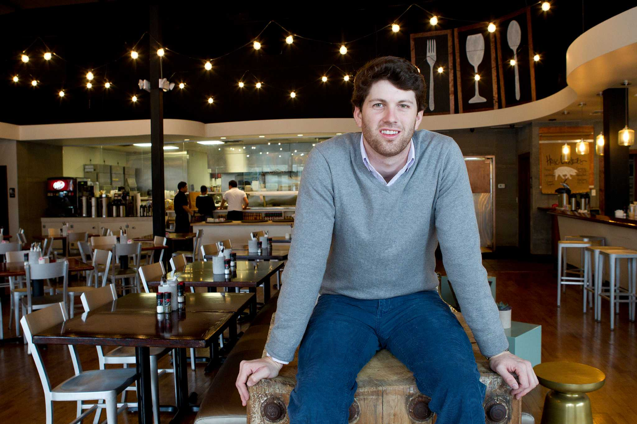 Nick Adair feels the call of the kitchen - HoustonChronicle.com