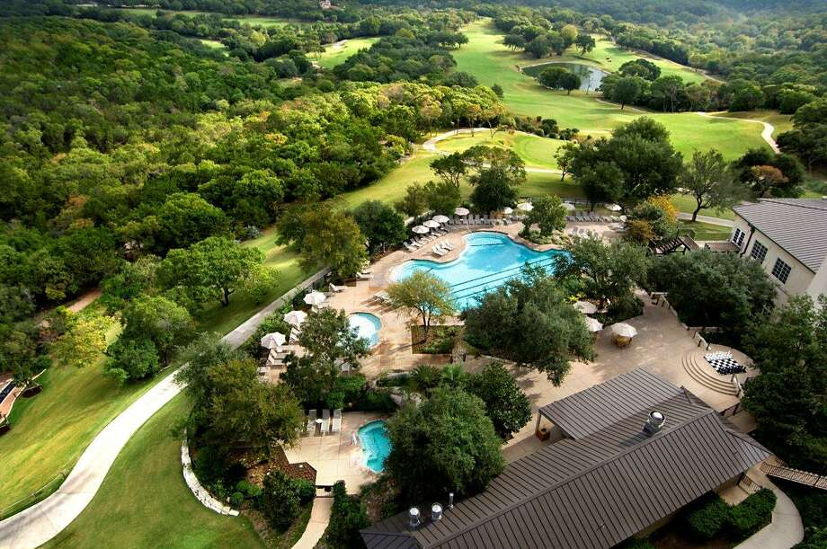 Barton Creek Resort and Spa, Austin, TX Photo: Courtesy Photo